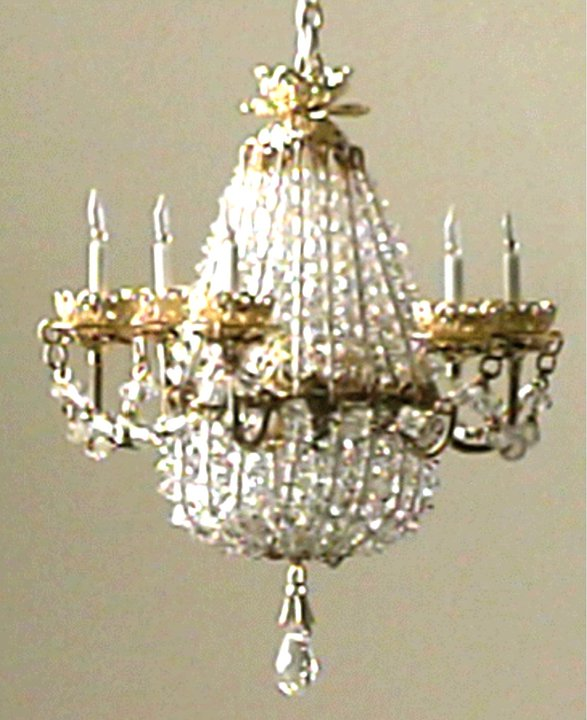 Rosel S Chandeliers Miniature Lamps For Homes