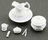 Miniature Chamber Pot Set-9 piece