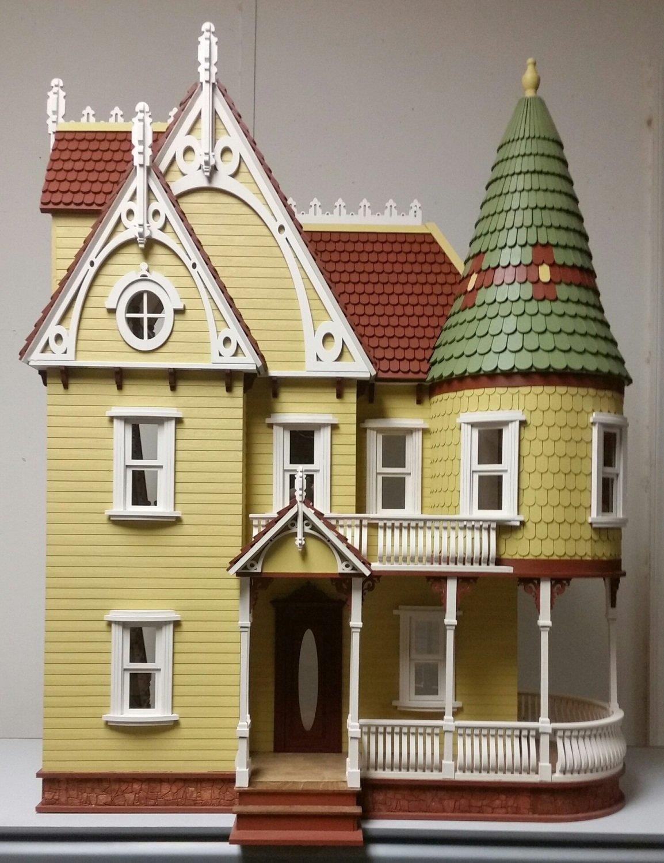 1:24 Scale Dollhouse Miniature Victorian Brackets