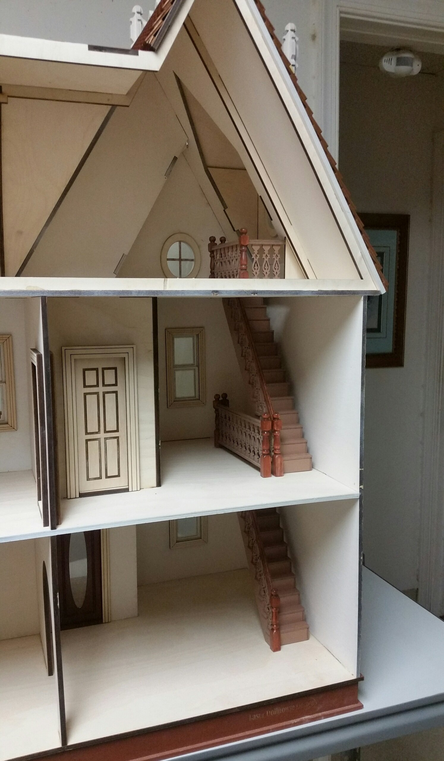Mirabella Victorain Dollhouse - Click Image to Close