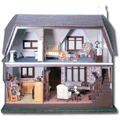 The Glencroft Dollhouse - Click Image to Close