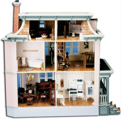 The Lily Dollhouse - Click Image to Close