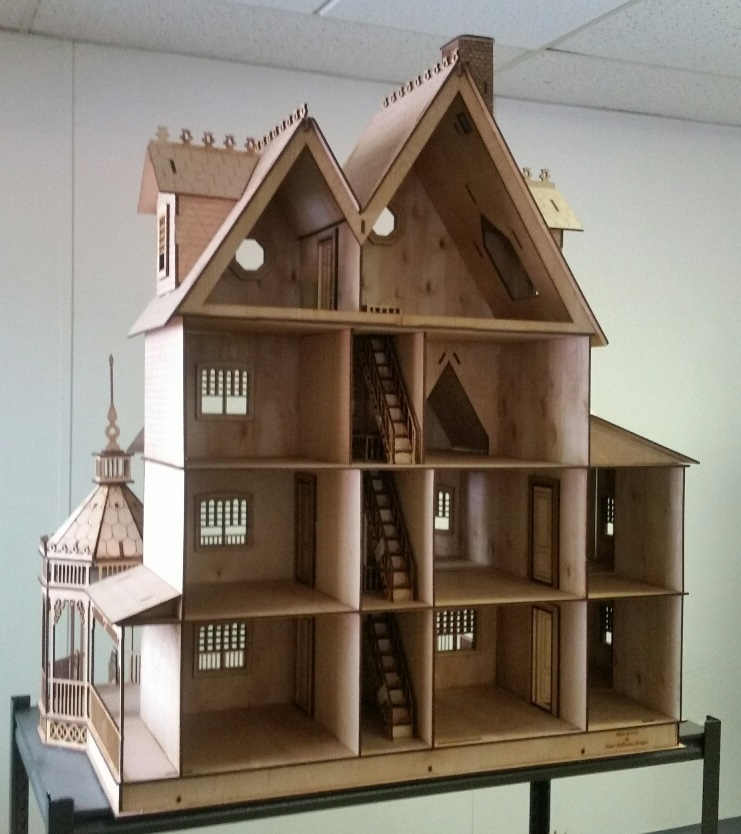 Ashley Ii Victorian Ld002 594 00 Manhattan Dollhouse