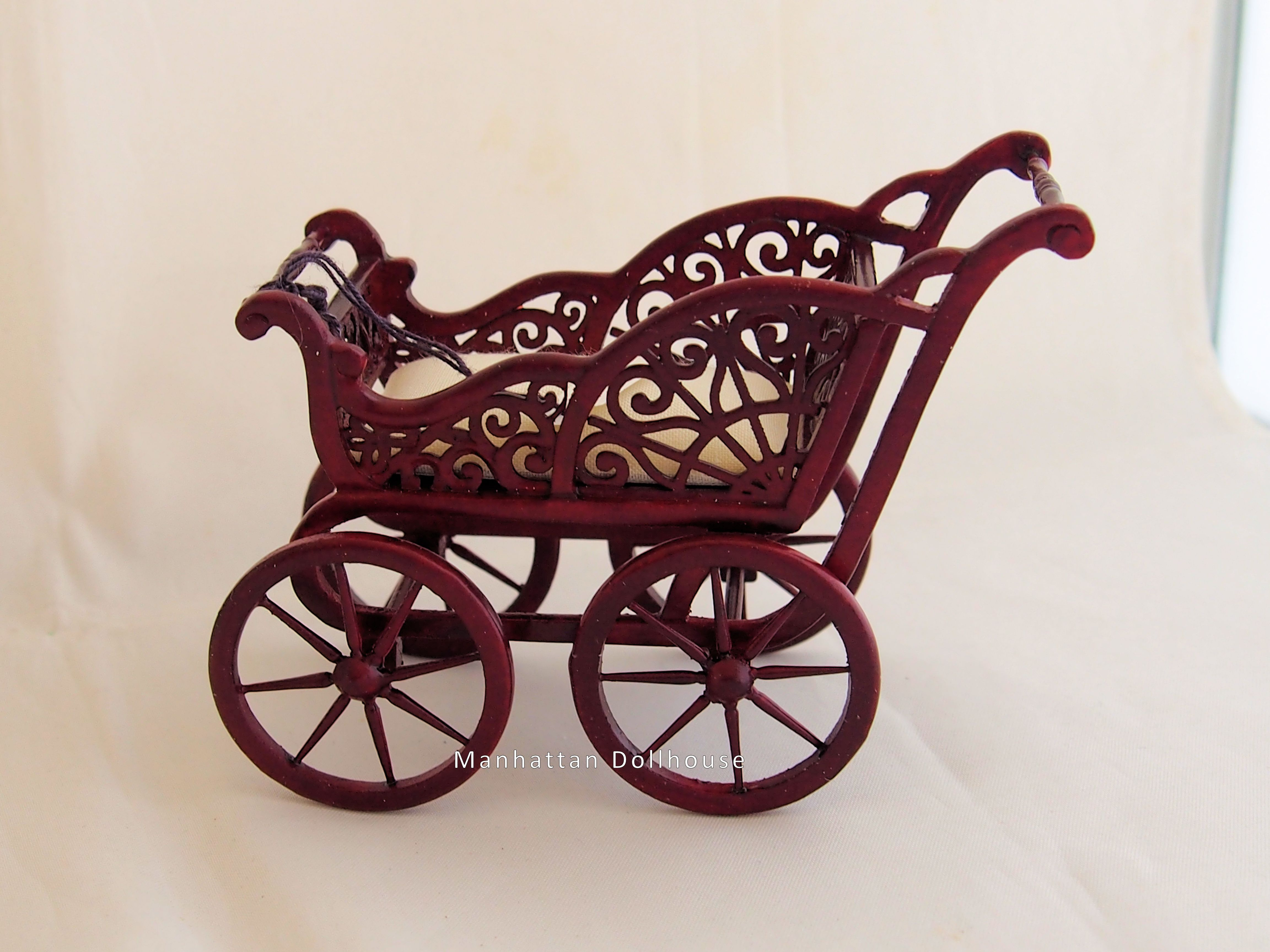 Miniature Baby Stroller - Click Image to Close