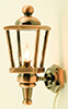 Copper Electric Sconce