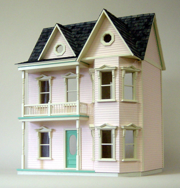 Princess Anne Dollhouse Kit - Click Image to Close